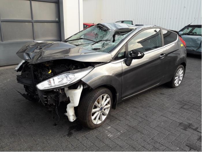 Ford<br/>Fiesta 1.0 EcoBoost 12V 125 2012-09 / 2017-06