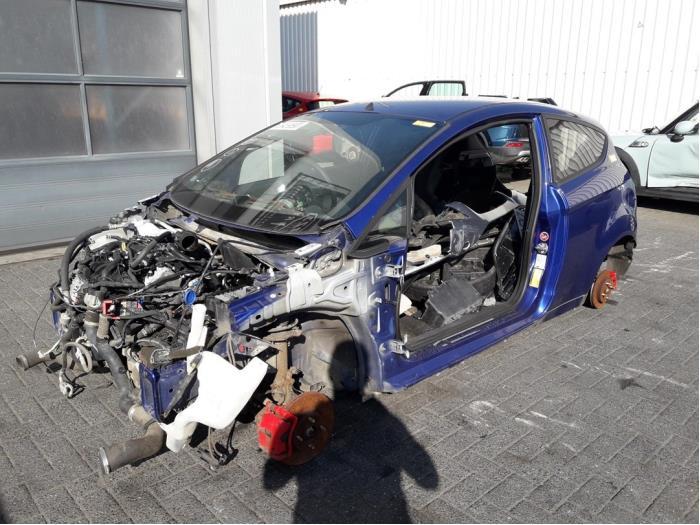 Ford<br/>Fiesta 1.6 SCTi ST 16V 1303-00 / 1712-00