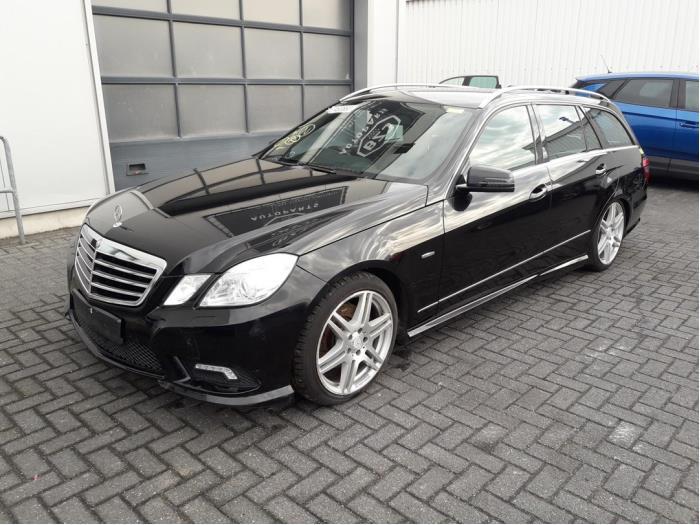 Mercedes<br/>E-Klasse E-350 CDI V6 24V BlueEfficiency 1107-00 / 1312-00