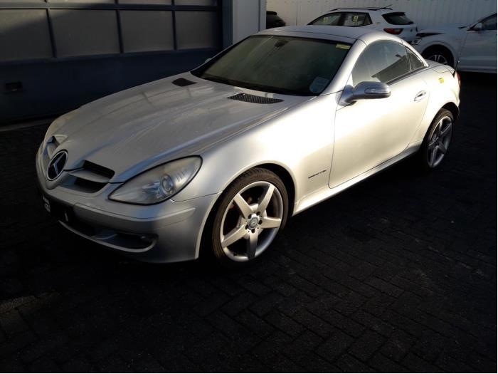 Mercedes<br/>SLK 1.8 200 K 16V 2004-03 / 1102-00