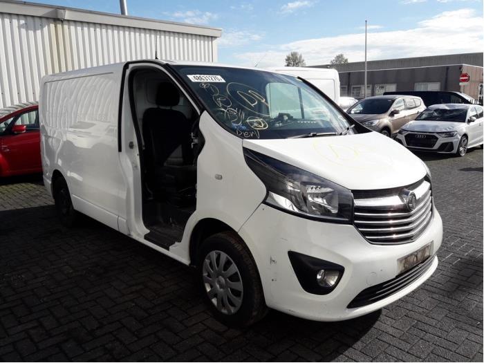 Opel Vivaro, Van, 2014 / 2019<br><small>1.6 CDTi BiTurbo, Bestel, Diesel, 1.598cc, 89kW, FWD, R9M413; R9MH4, 2016-03 / 2019-12</small>