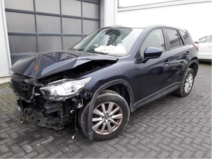 Mazda<br/>CX-5 2.2 Skyactiv D 150 16V 4WD 2012-04 / 2017-06