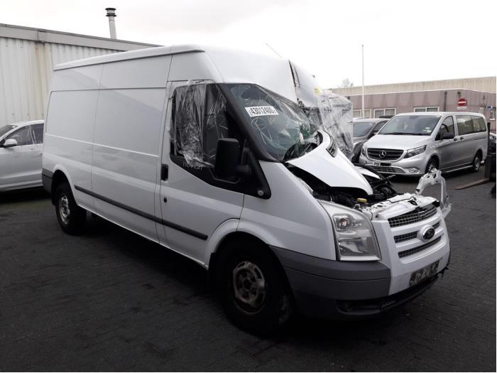 Ford Transit, Van, 2006 / 2014<br><small>2.2 TDCi 16V Euro 5, Bestel, Diesel, 2.198cc, 92kW (125pk), RWD, CYRA, 1109 / 1412</small>