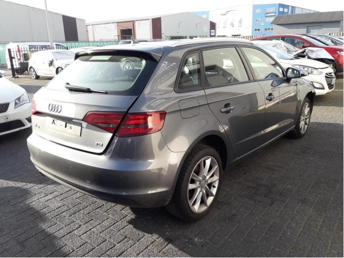 Audi A3 Sportback, Hatchback 5-drs, 2012 / 2020<br><small>2.0 TDI 16V, Hatchback, 4Dr, Diesel, 1.968cc, 110kW (150pk), FWD, CRBC; CRLB; CRUA; DCYA; DFGA; DBGA; DEJA, 1209 / 2003, 8VA; 8VF</small>
