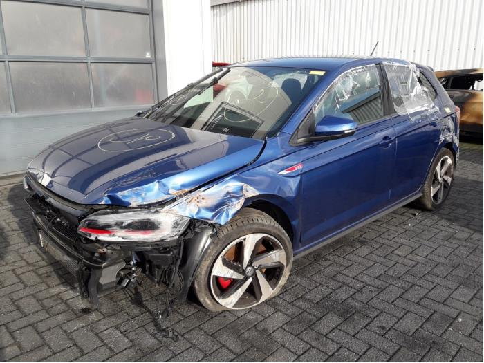Volkswagen<br/>Polo 2.0 GTI Turbo 16V 2017-11 / 0-00