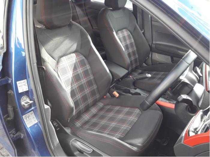 Volkswagen Polo (AW1), Hatchback, 2017<br><small>2.0 GTI Turbo 16V, Hatchback, Benzine, 1.984cc, 147kW (200pk), FWD, CZPC; DKZC, 2017-11</small>