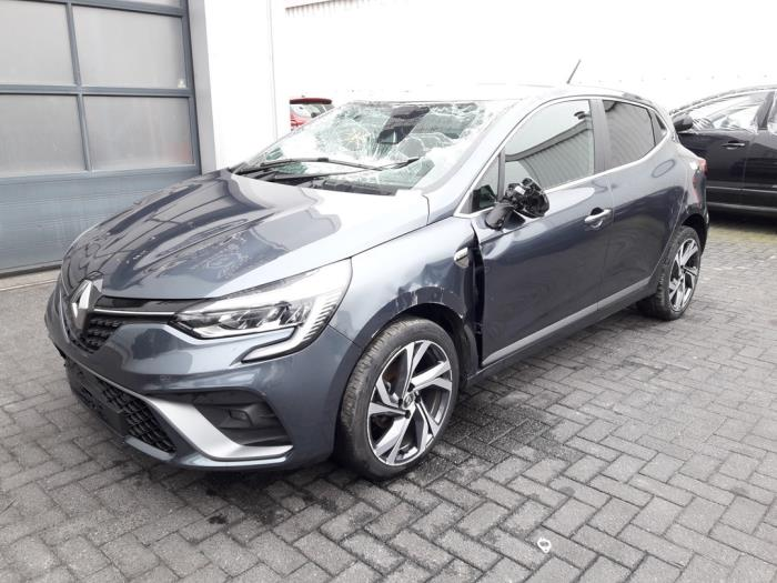 Renault<br/>Clio 1.0 TCe 100 12V 2019-06 / 0-00