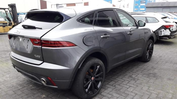 Jaguar E-Pace, SUV, 2017<br><small>2.0 D 25d 16V AWD, SUV, Diesel, 1.999cc, 177kW (241pk), 4x4, 204DTA, 2017-09, DFB511; DFB512; DFB521; DFB522; DFB523; DFB524; DFB533; DFB534; DFB535</small>