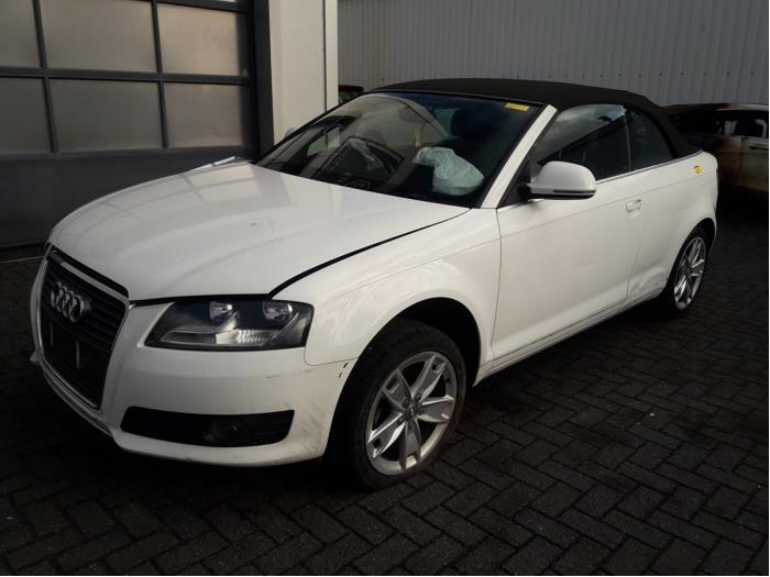 Audi<br/>A3 1.6 TDI 16V 2009-05 / 2013-05