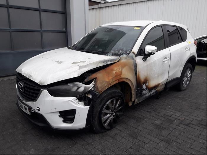 Mazda<br/>CX-5 2.2 SkyActiv-D 150 16V 2WD 2012-04 / 2017-06