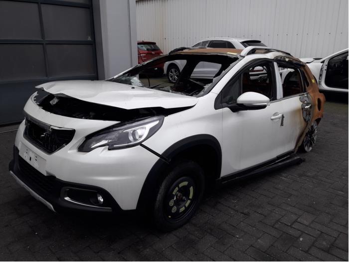 Peugeot<br/>2008 1.2 12V e-THP PureTech 110 2015-01 / 2019-12