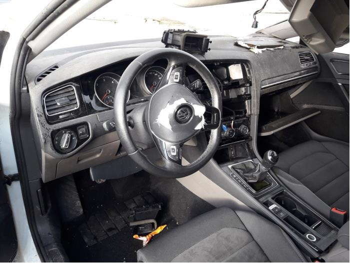 Volkswagen Golf VII (AUA), Hatchback, 2012<br><small>2.0 TDI 4Motion 16V, Hatchback, Diesel, 1.968cc, 110kW (150pk), 4x4, CRBC; CRLB; CKFC; CRMB, 2012-11 / 2020-03</small>