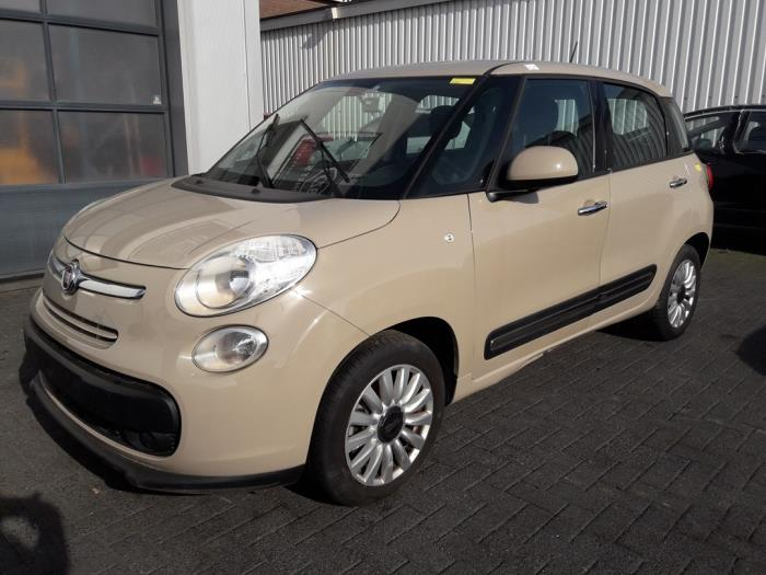 Fiat<br/>500 1.6 D 16V Multijet II 2012-09 / 2018-05