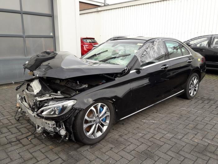 Mercedes<br/>C-Klasse C-350 e 2.0 16V 2015-02 / 2018-08