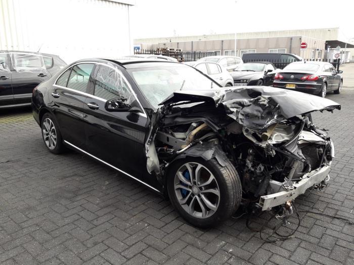 Mercedes C (W205), Sedan, 2013<br><small>C-350 e 2.0 16V, Sedan, 4Dr, Elektrisch Benzine, 1.991cc, 155kW (211pk), RWD, M274920, 2015-02 / 2018-08, 205.047</small>