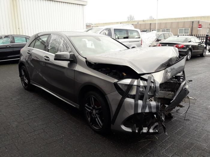 Mercedes A (W176), Hatchback, 2012 / 2018<br><small>1.5 A-180 CDI, A-180d 16V, Hatchback, Diesel, 1.461cc, 80kW (109pk), FWD, OM607951; K9KB6, 2012-06 / 2018-05, 176.012; 176.212</small>