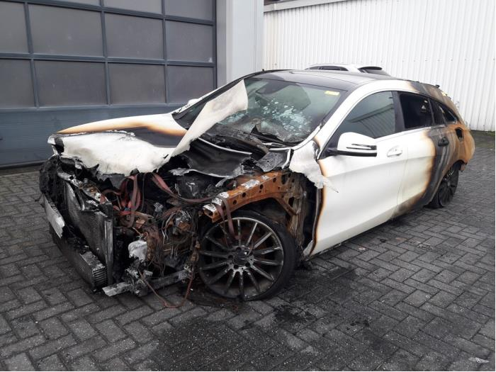 Mercedes<br/>CLA 2.2 CLA-200 CDI 16V 2015-01 / 2019-03