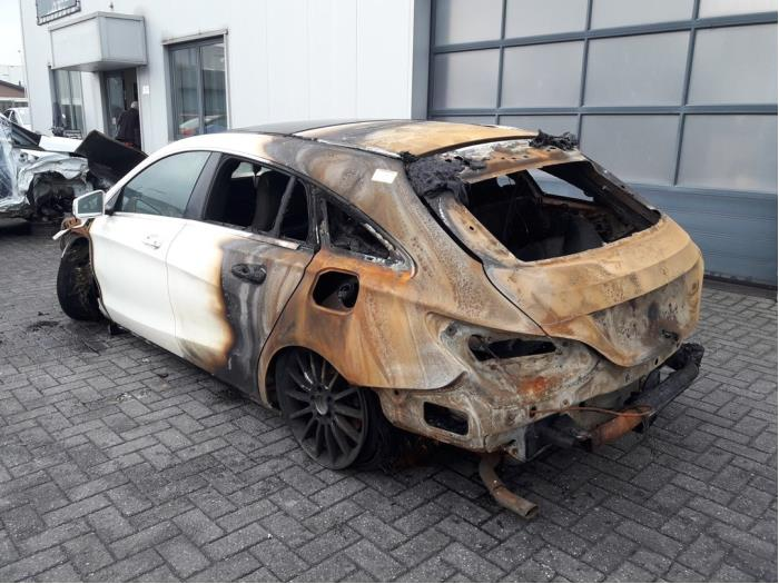 Mercedes CLA Shooting Brake (117.9), Combi, 2015 / 2019<br><small>2.2 CLA-200 CDI 16V, Combi/o, Diesel, 2.143cc, 100kW (136pk), FWD, OM651930, 2015-01 / 2019-03, 117.908</small>