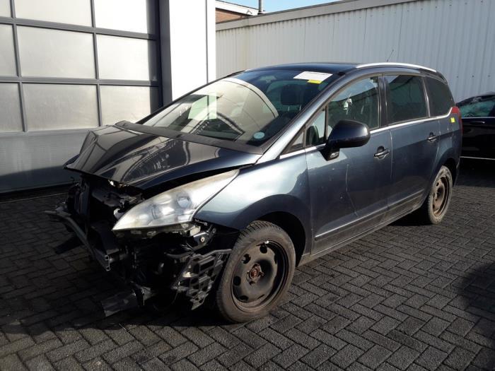 Peugeot<br/>5008 1.6 HDiF 16V 2010-08 / 2017-03