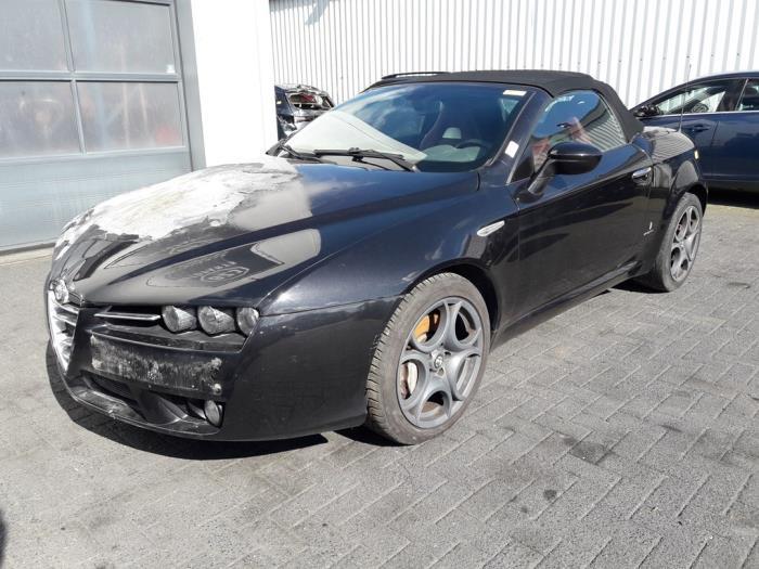 Alfa Romeo<br/>Spider 2.4 JTDM 20V 2008-03 / 2010-06
