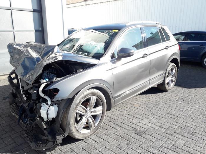 Volkswagen<br/>Tiguan 1.5 TSI 16V Evo BlueMotion Technology 2018-11 / 2019-08