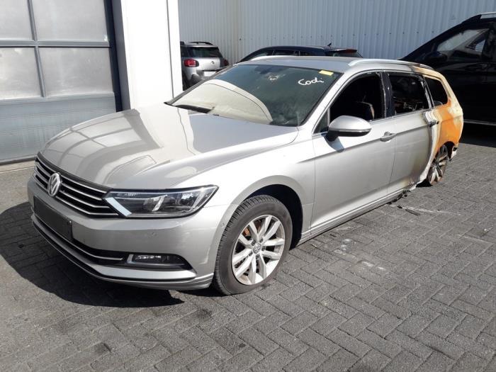 Volkswagen<br/>Passat 2.0 TDI 16V 190 4Motion 2014-11 / 0-00