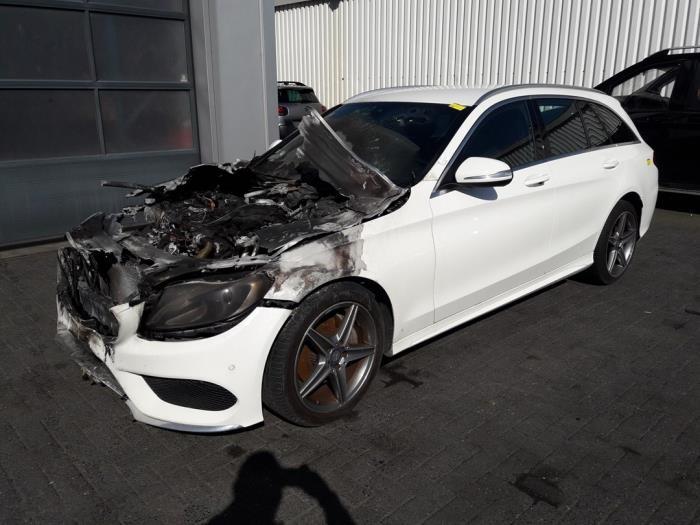 Mercedes<br/>C-Klasse C-220 CDI BlueTEC 2014-09 / 2018-05