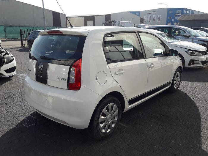 Skoda Citigo, Hatchback, 2011<br><small>1.0 12V, Hatchback, Benzine, 999cc, 44kW (60pk), FWD, CHYA, 2011-10 / 2019-08</small>
