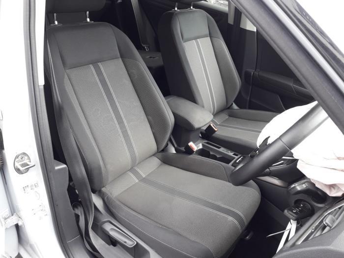 Volkswagen T-Roc, SUV, 2018<br><small>1.0 TSI 12V BlueMotion, SUV, Benzine, 999cc, 85kW (116pk), FWD, CHZJ; DKRF, 2017-07</small>