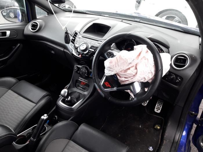 Ford Fiesta VII (JA8), Hatchback, 2008 / 2017<br><small>1.6 SCTi ST 16V, Hatchback, Benzine, 1.596cc, 134kW (182pk), FWD, JTJA; JTJB, 2013-03 / 2017-12</small>