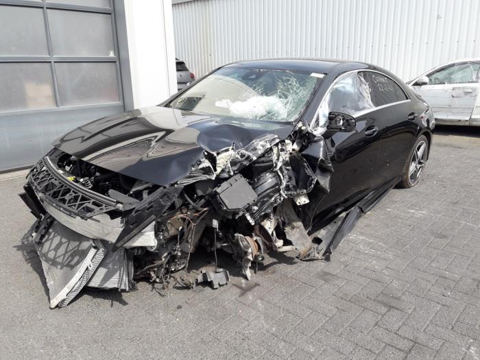 Mercedes<br/>CLA 1.3 CLA-200 Turbo 16V 2019-03 / 0-00