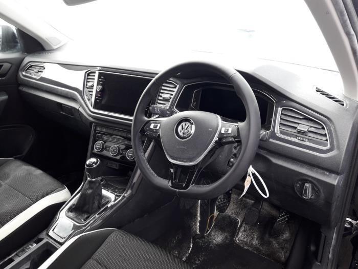 Volkswagen T-Roc, SUV, 2018<br><small>2.0 TDI 150 16V, SUV, Diesel, 1.968cc, 110kW (150pk), FWD, DFFA, 2018-03</small>
