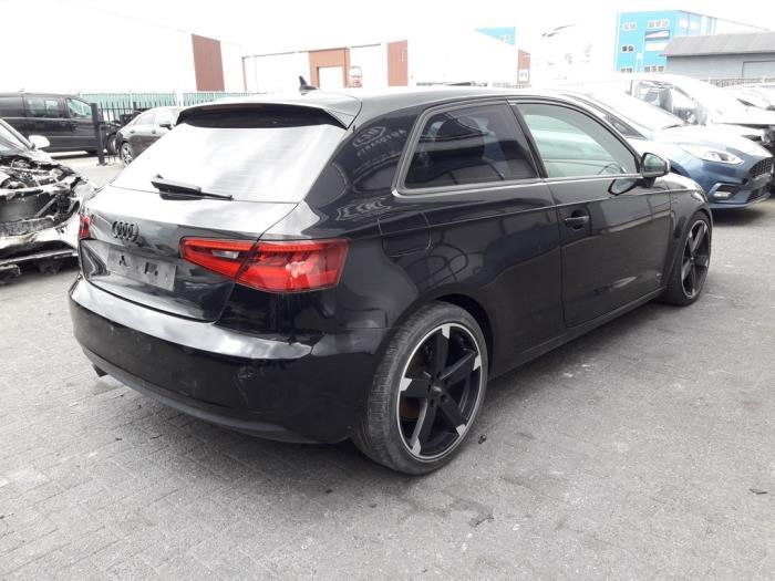Audi A3 (8V1/8VK), Hatchback 3-drs, 2012<br><small>1.6 TDI 16V, Hatchback, 2Dr, Diesel, 1.598cc, 77kW (105pk), FWD, CLHA, 2012-10 / 2015-05, 8V1; 8VK</small>