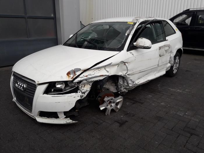 Audi<br/>A3 1.6 TDI 16V 2009-05 / 2012-08