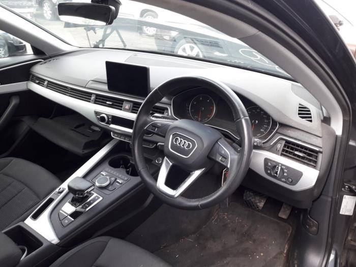 Audi A4 Avant (B9), Combi, 2015<br><small>2.0 TDI Ultra 16V, Combi/o, Diesel, 1.968cc, 110kW (150pk), FWD, CZHA; DEUA, 2015-08 / 2018-09, 8W5</small>