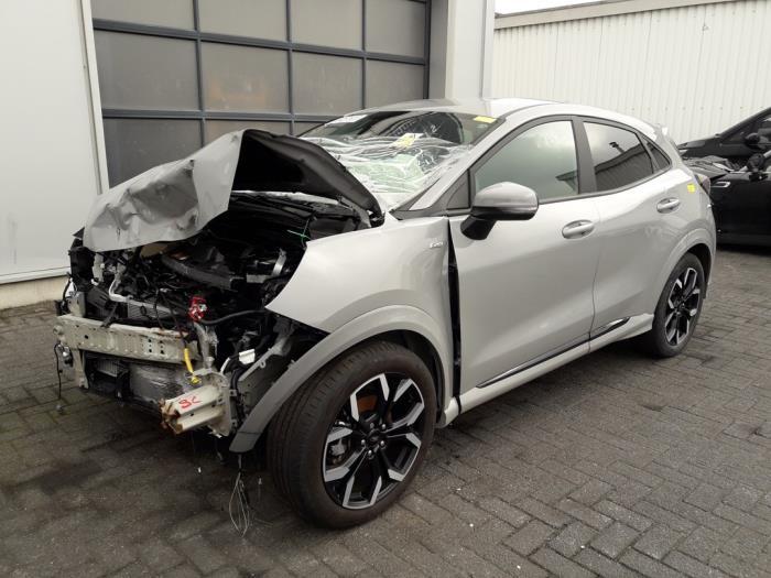 Ford<br/>Puma 1.0 Ti-VCT EcoBoost mHEV 12V 2019-09 / 0-00