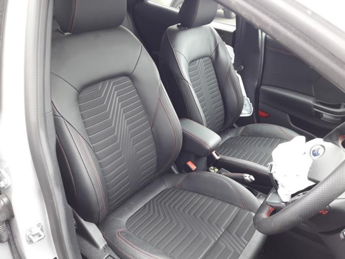 Ford Puma, SUV, 2019<br><small>1.0 Ti-VCT EcoBoost mHEV 12V, SUV, Benzine, 998cc, 92kW (125pk), FWD, B7JA; B7JB, 2019-09</small>