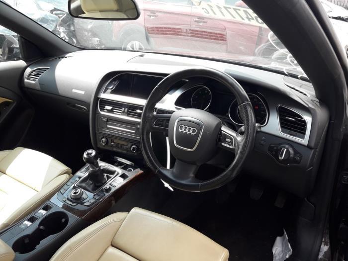 Audi A5 Cabriolet (B8F/B8K), Cabrio, 2009 / 2017<br><small>2.0 TFSI 16V, Cabrio, Benzine, 1.984cc, 155kW (211pk), FWD, CDNC; CAEB, 2009-03 / 2013-05, 8F7</small>