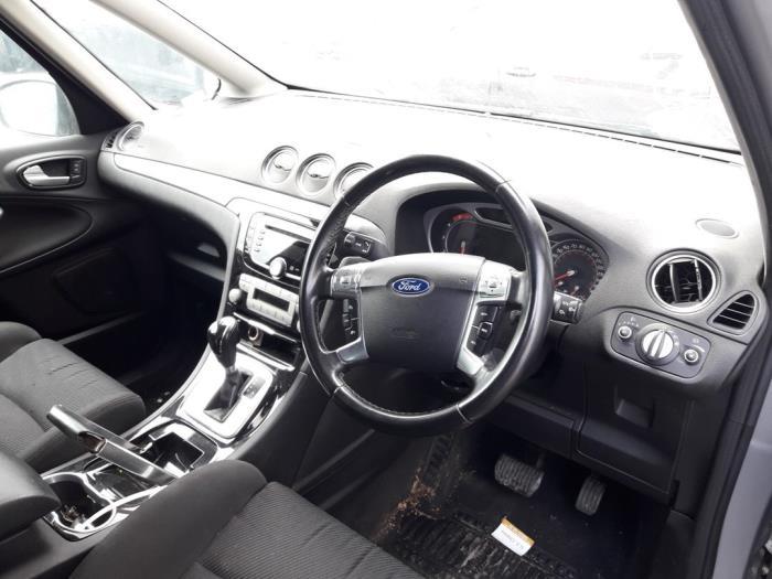 Ford Galaxy (WA6), MPV, 2006 / 2015<br><small>2.0 TDCi 16V 140, MPV, Diesel, 1.997cc, 103kW (140pk), FWD, QXWA; EURO4; QXWB; UFWA; QXWC, 2006-05 / 2015-06</small>