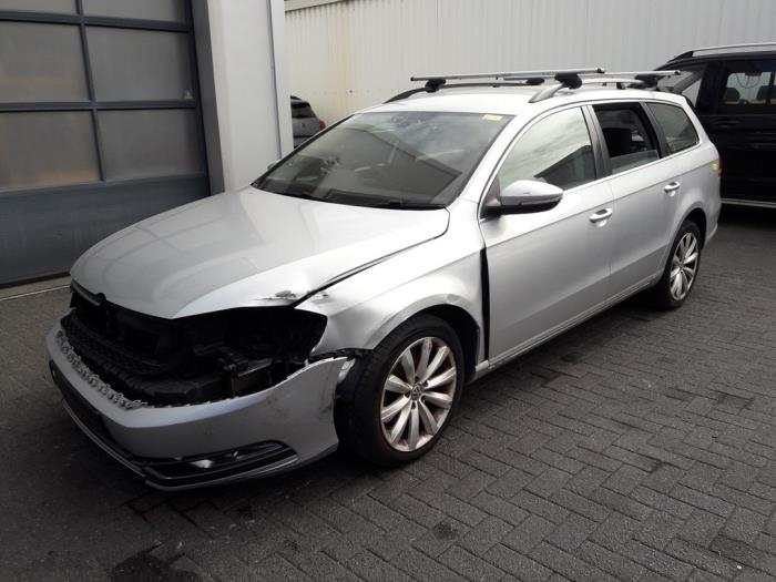 Volkswagen<br/>Passat 2.0 TDI 16V 140 2010-08 / 2014-12