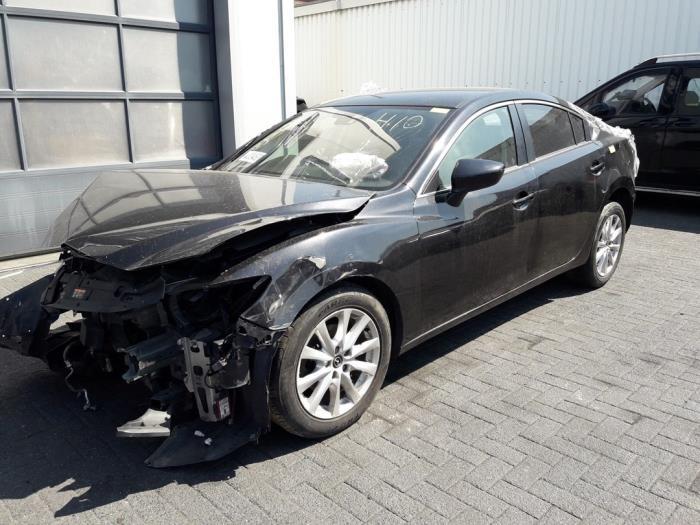 Mazda 6 (GJ/GH/GL), Sedan, 2013<br><small>2.2 SkyActiv-D 150 16V, Sedan, 4Dr, Diesel, 2.191cc, 110kW (150pk), FWD, SHY1; SHY4; SHY8; SHY6, 2012-12</small>