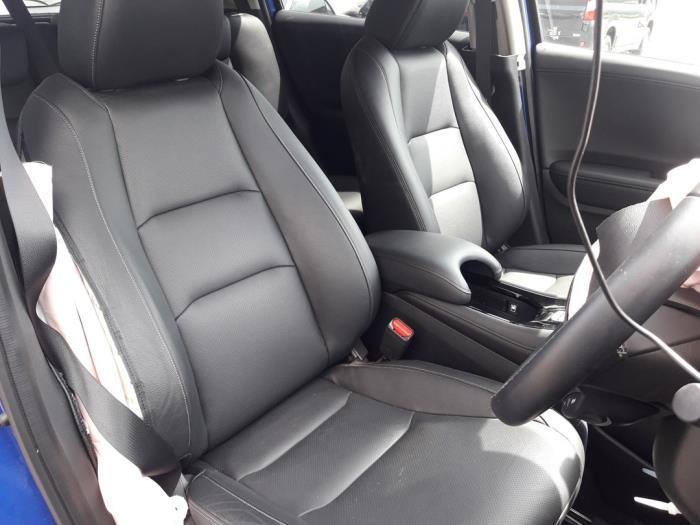 Honda HR-V (RU), MPV, 2015<br><small>1.5 i-VTEC 16V, MPV, Benzine, 1.496cc, 96kW (131pk), FWD, L15B1, 2015-08, RU10; RU17; RU18</small>