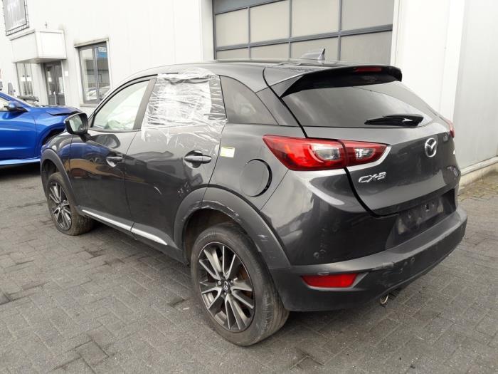 Mazda CX-3, SUV, 2015<br><small>2.0 SkyActiv-G 155, SUV, Benzine, 1.998cc, 115kW (156pk), FWD, PE, 2015-06, DJ16W7</small>