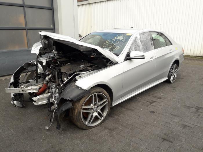 Mercedes E (W212), Sedan, 2009 / 2016<br><small>E-250 CDI 16V BlueEfficiency,BlueTec, Sedan, 4Dr, Diesel, 2.143cc, 150kW (204pk), RWD, OM651924, 2009-01 / 2016-12</small>