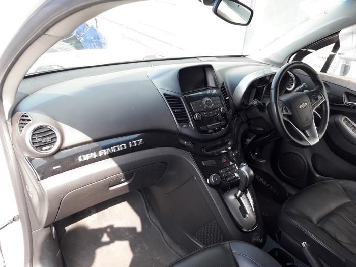 Chevrolet Orlando (YYM/YYW), MPV, 2010 / 2015<br><small>2.0 D 16V, MPV, Diesel, 1.998cc, 120kW (163pk), FWD, LNP, 2011-02 / 2015-12, YYMB; YYWB</small>