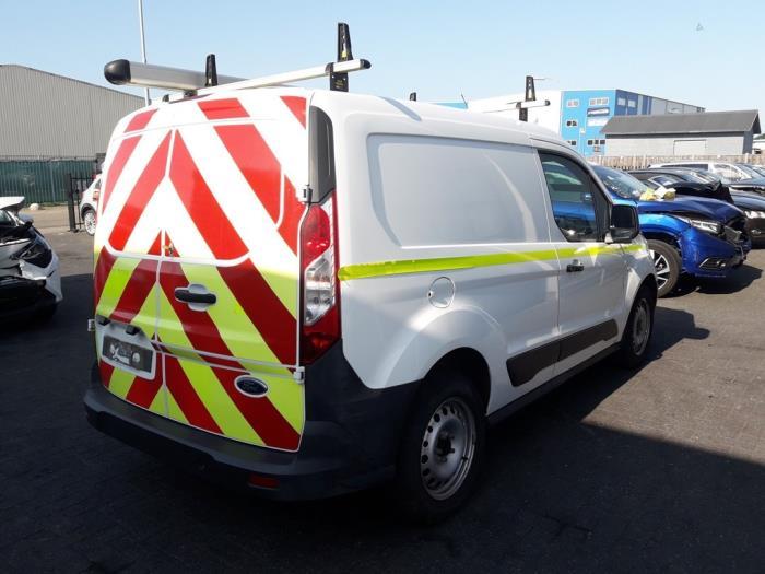 Ford Transit Connect (PJ2), Van, 2013<br><small>1.5 TDCi ECOnetic, Bestel, Diesel, 1.499cc, 74kW (101pk), FWD, XVGA; XVGB; XVGC; XXGA, 2015-05</small>