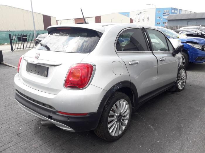 Fiat 500X (334), SUV, 2014<br><small>1.6 D 16V Multijet II, SUV, Diesel, 1.598cc, 88kW (120pk), FWD, 55260384; 55280444, 2014-09</small>