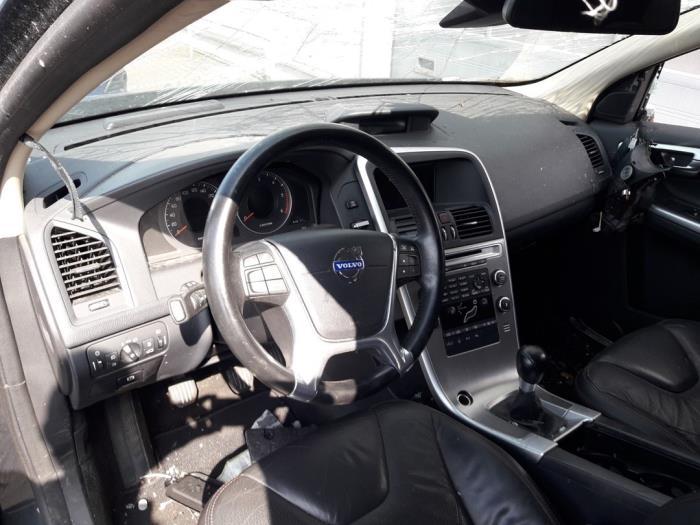 Volvo XC60 (DZ), SUV, 2008 / 2017<br><small>2.4 D3 20V, SUV, Diesel, 2.401cc, 129kW (175pk), FWD, D5244T14, 2009-04 / 2010-12, DZ72</small>
