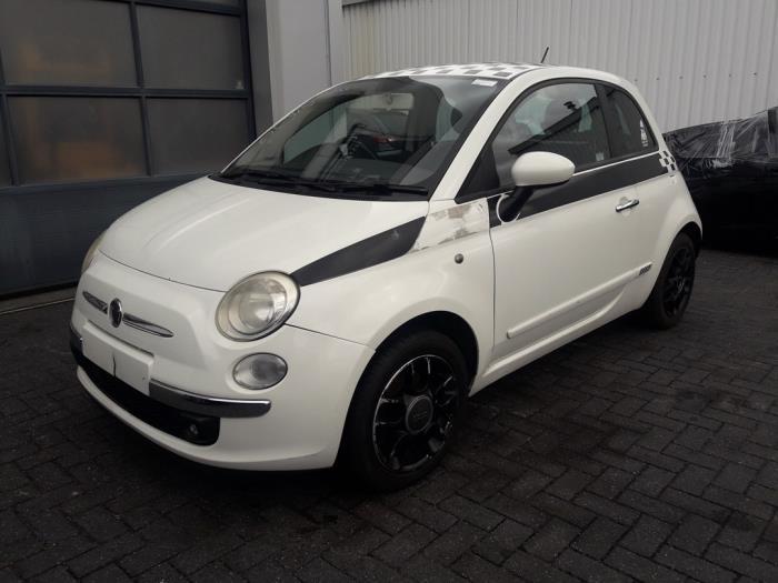Fiat<br/>500 1.4 16V 2007-08 / 0-00