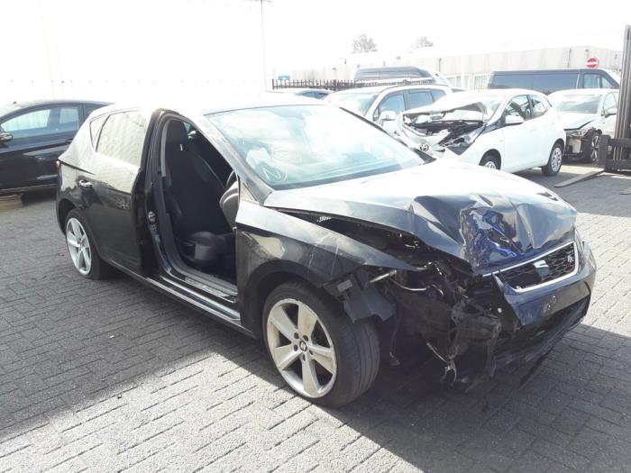 Seat Leon (5FB), Hatchback 5-drs, 2012<br><small>1.8 TSI Ecomotive 16V, Hatchback, 4Dr, Benzine, 1.798cc, 132kW (179pk), FWD, CJSA, 2013-02</small>